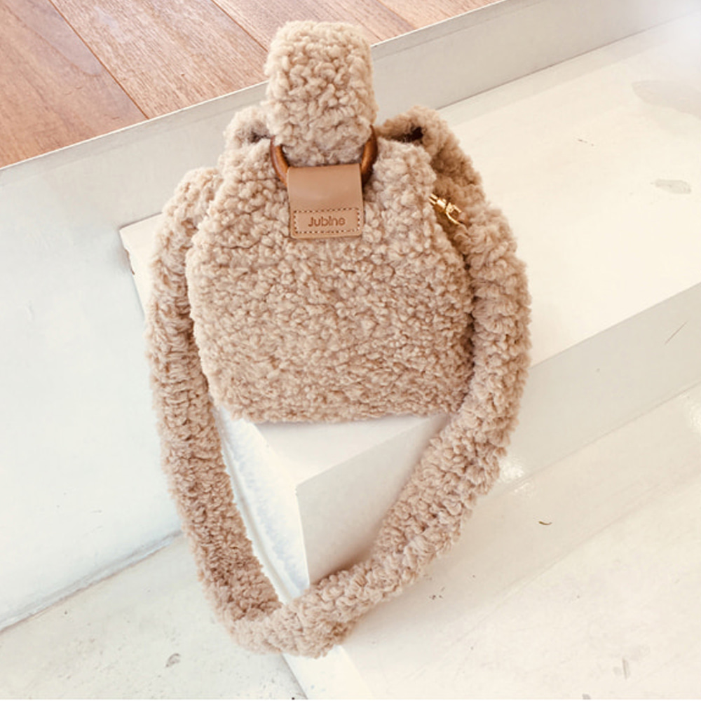 Wool Bubble Bag (3color) -10% SALE