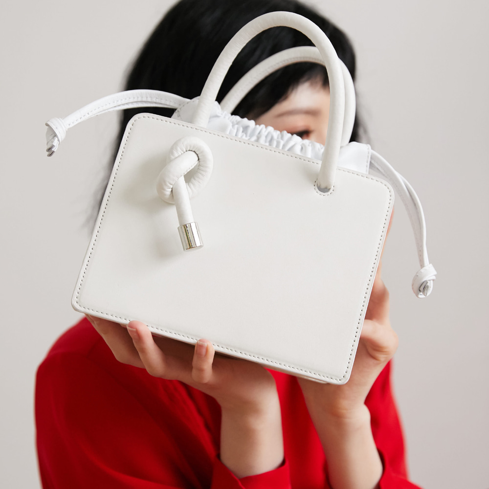 Rope Bag (White) -10%할인