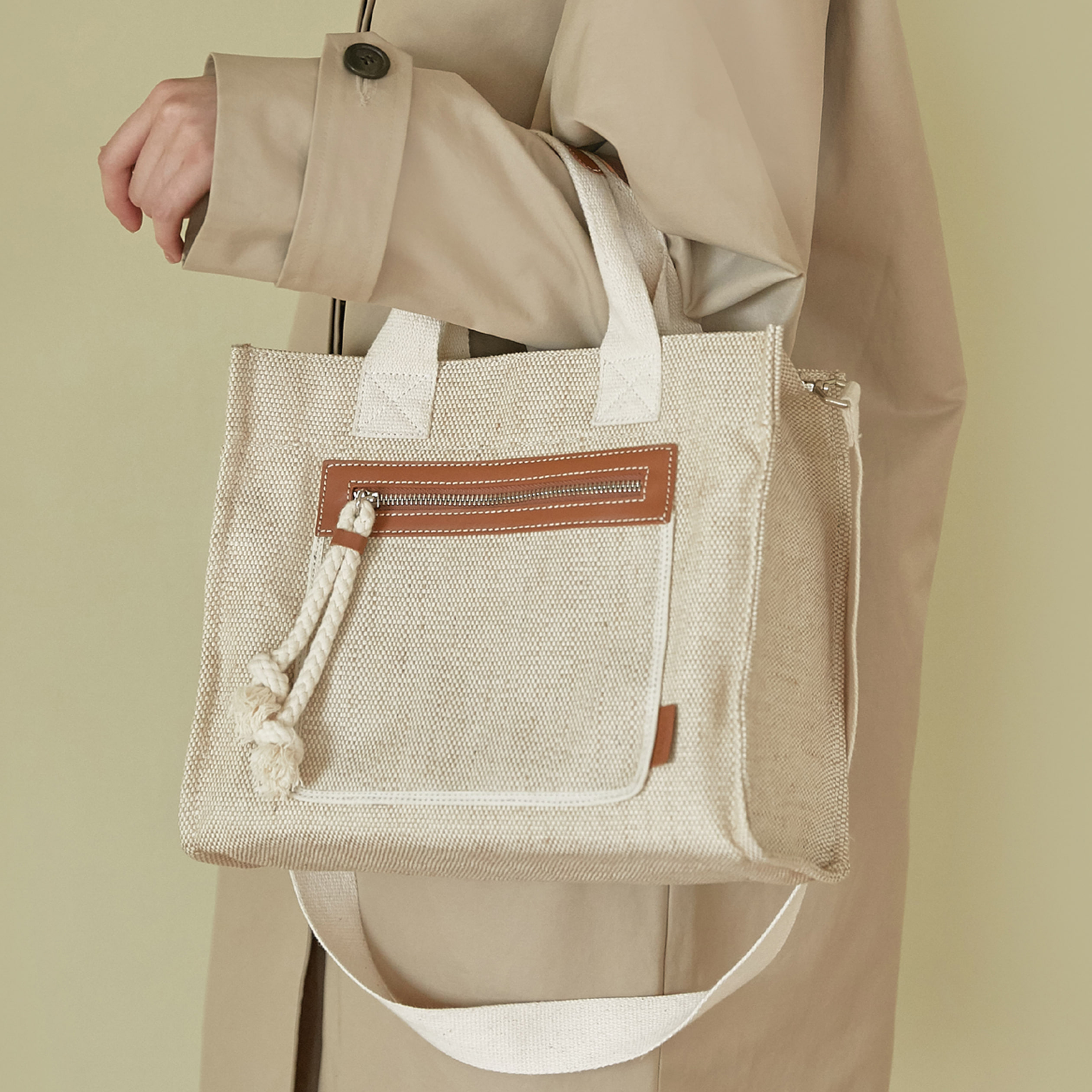 Essential M Bag (2color)-10%할인
